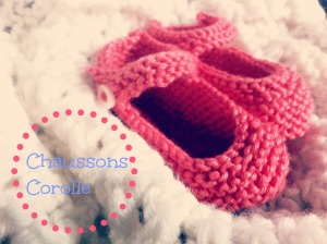 Chaussons corolle (4)